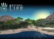 Beach front developments? – Second Life has registered 13 million users
