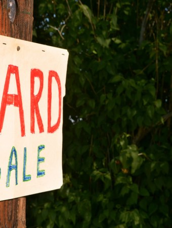 5 Simple Strategies To Host An Epic Garage Sale