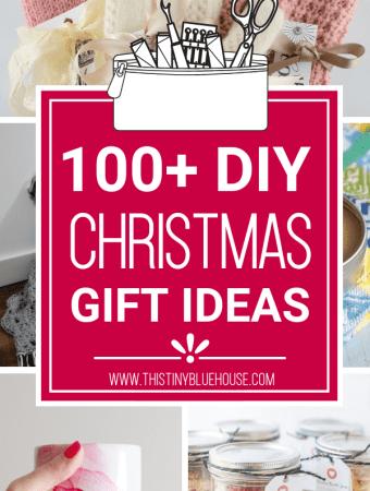 100+ DIY Budget Friendly Christmas Gifts