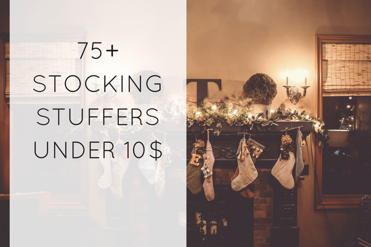 75+ awesome 10$ or less stocking stuffers for the whole family