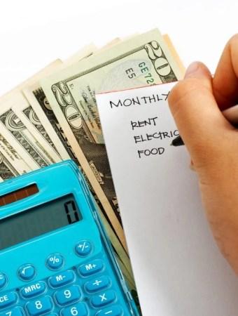 5 Ways To Fix A Failing Budget