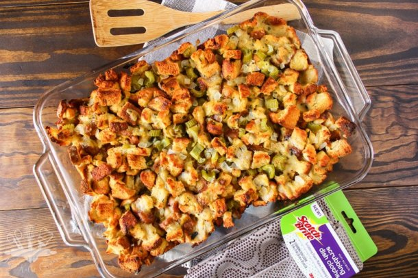 15 Thanksgiving Stuffing Recipes (Part 1)