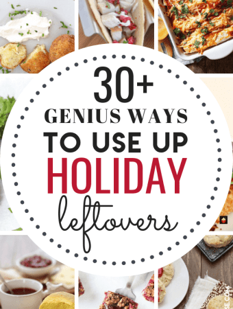 36 Genius Ways To Use Up Thanksgiving Leftovers