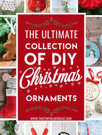 99 DIY Christmas Ornaments