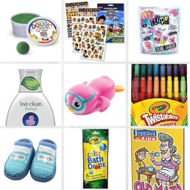 Here is a massive collection of stocking stuffer ideas under $5 for the whole family. Don't spend a fortune on stocking stuffers this year by using this convenient stocking stuffer guide. #stockingstuffers #stockingstuffersformen #stockingstuffersforteens #stockingstuffersforadults #stockingstuffersfortoddlers #stockingstufferscheap #stockingstuffersunder$5 #giftguides #5$stockingstuffers