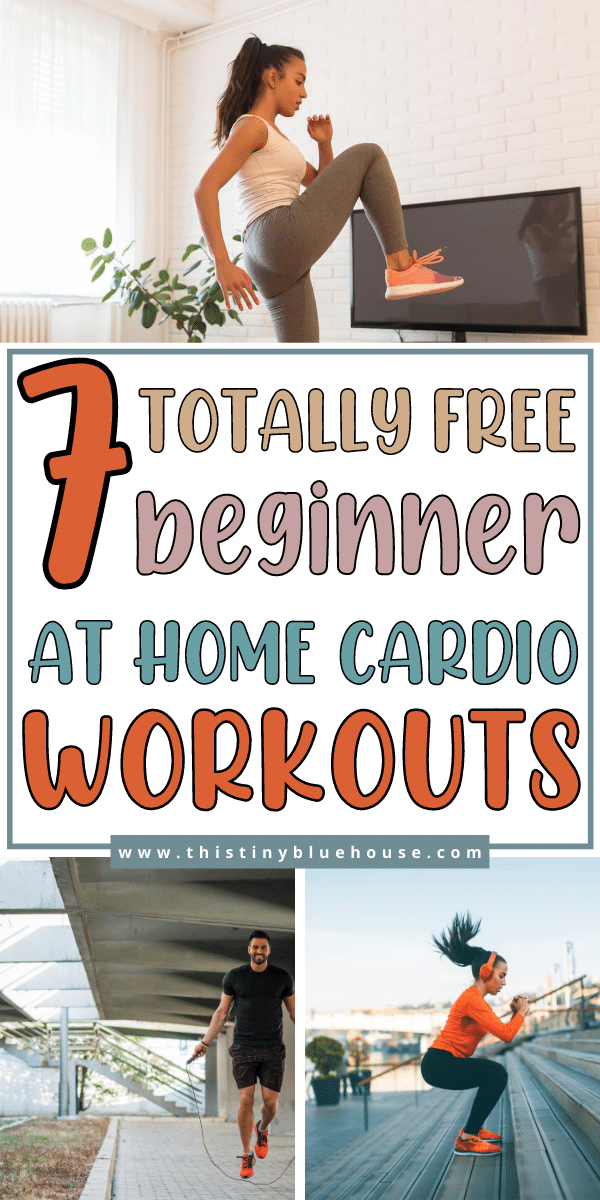 7 Totally Free Cardio Workouts You Can Do From Home