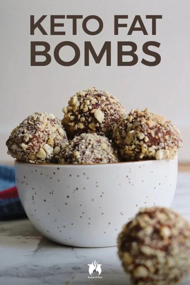 15 Insanely Good Keto Fat Bomb Recipes (Part 1)