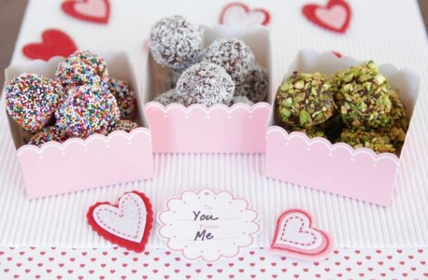 Valentines Day Prep: 15 DIY Truffle Recipes (Part 1)