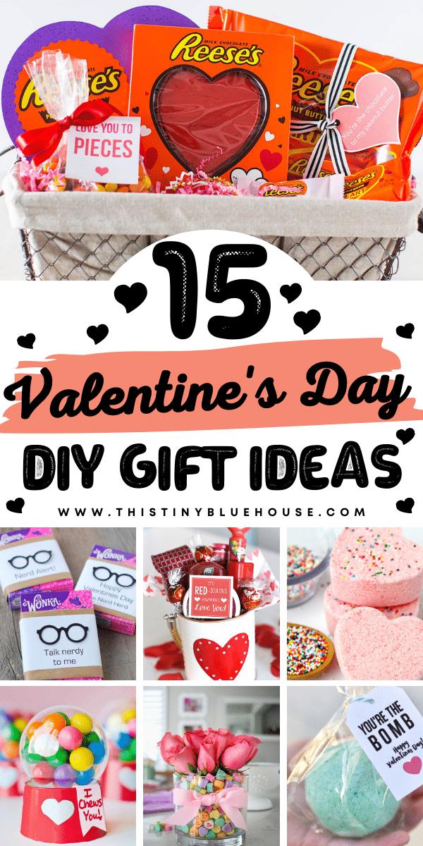15 Super Sweet DIY Valentine's Day Gift Ideas