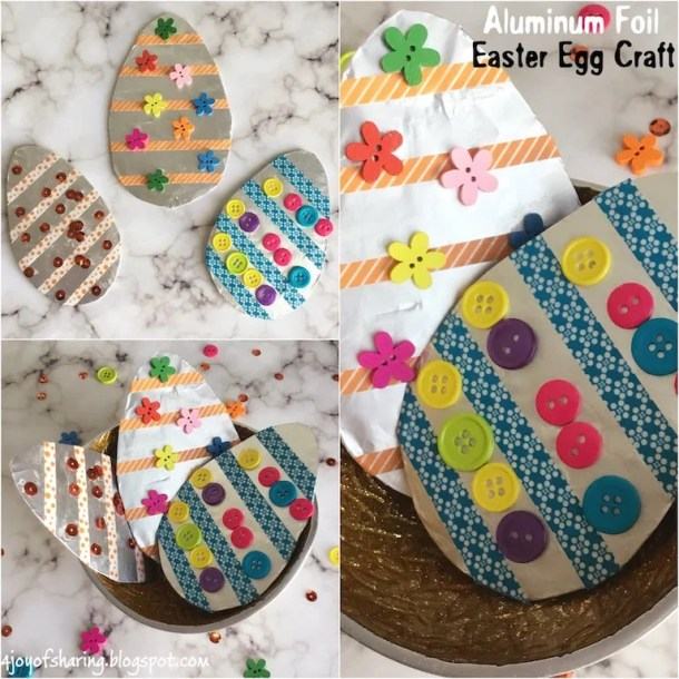 15 Cute and Fun Easter Crafts for Kids (Part 2)