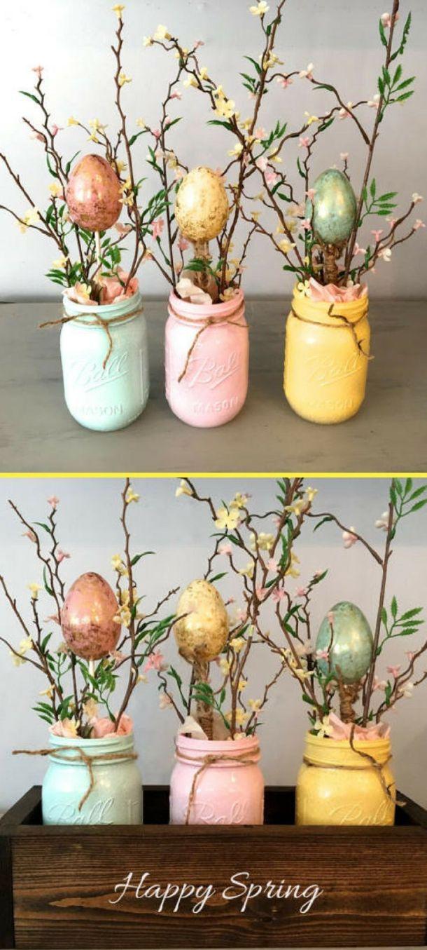 15 Impressive DIY Easter Decorations
