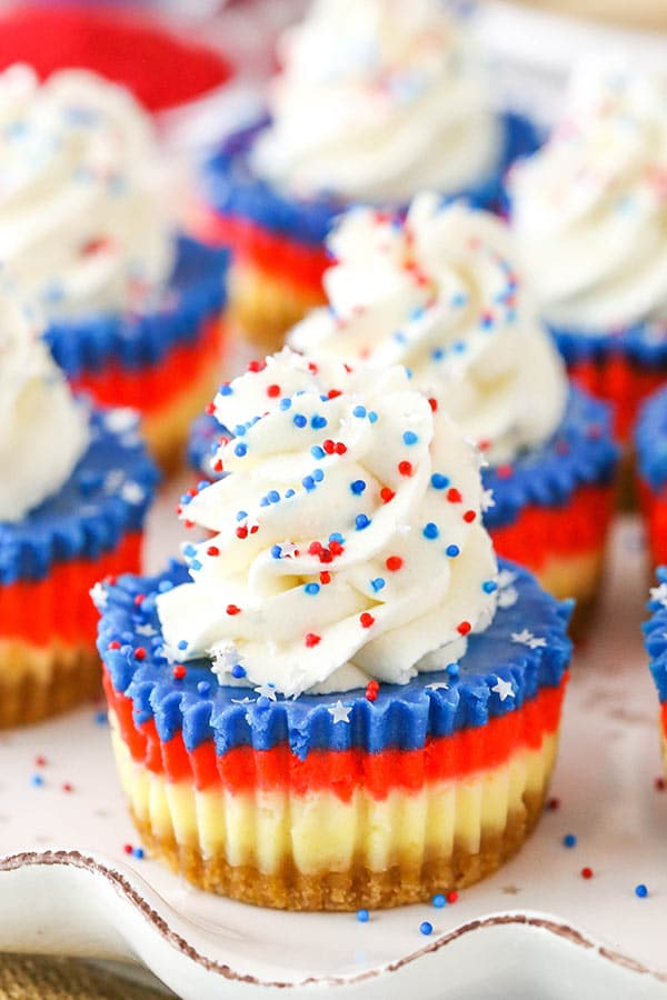 desserts for the 4th of July