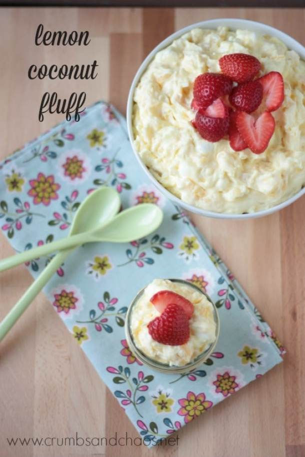 15 Great Fluff Dessert Recipes (Part 3)