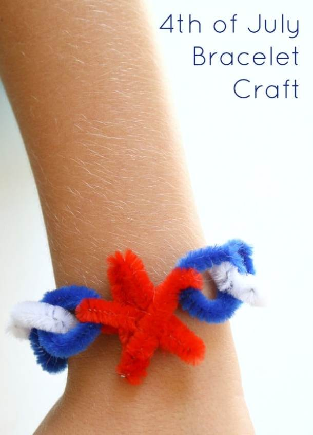 15 Easy 4th Of July Crafts For Kids (Part 2)