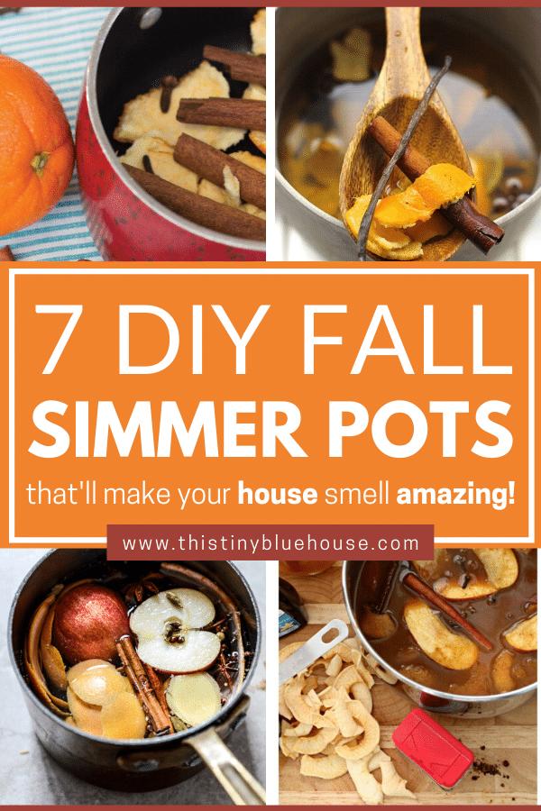 7 Best Fall Simmer Pot Recipes