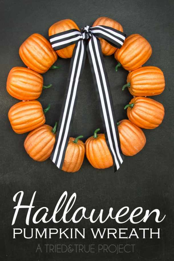 15 DIY Halloween Wreath Ideas (Part 2)