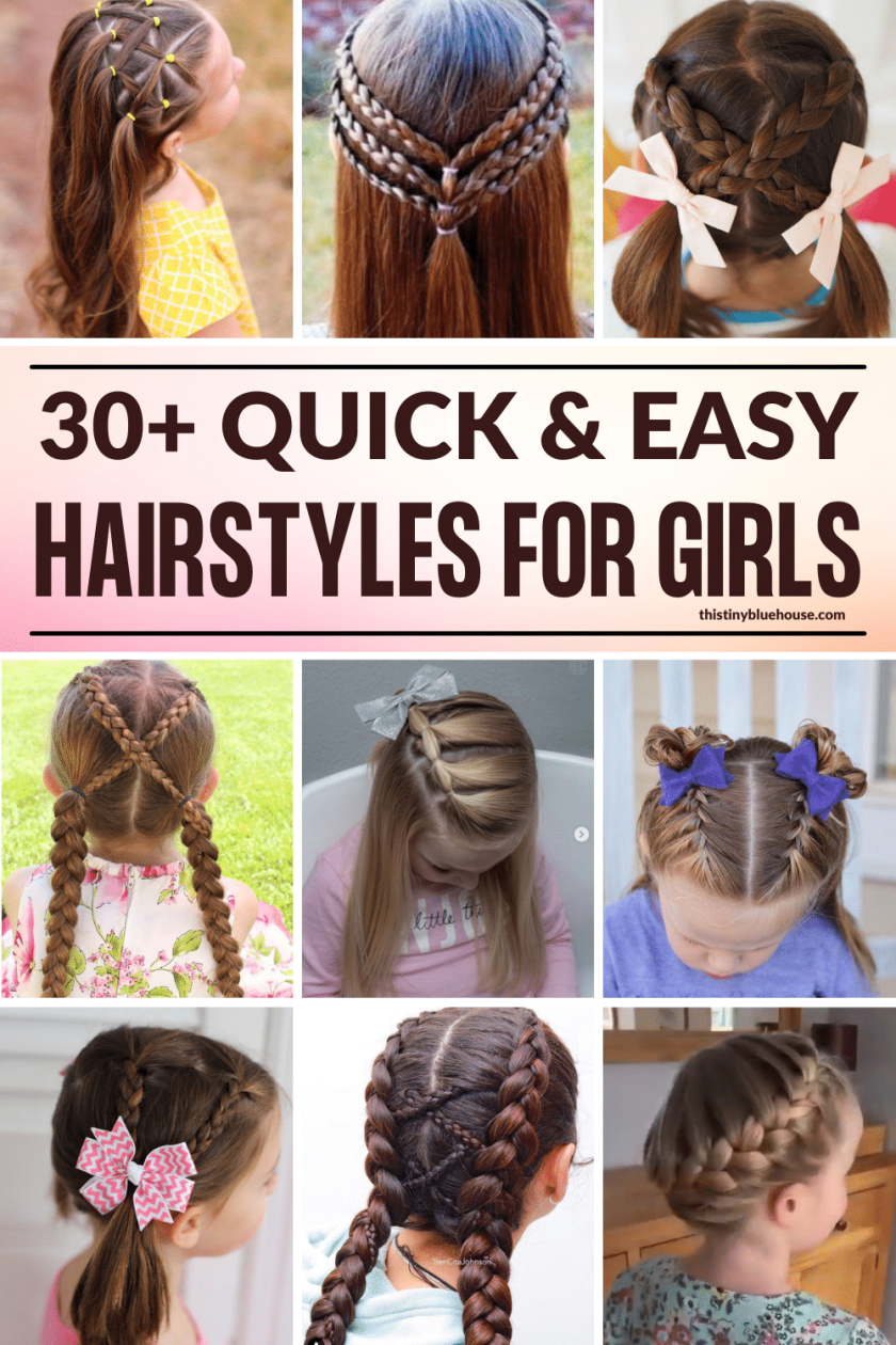30+ Popular All Day Hairstyles For Girls