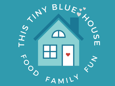 This Tiny Blue House