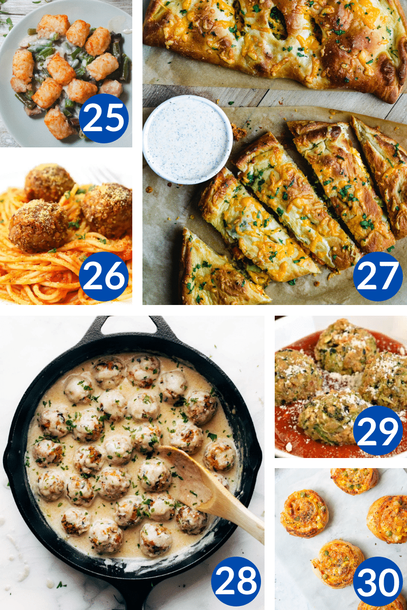 Here are 30 of the best popular vegetarian meals for kids that they will actually enjoy and want to eat voluntarily. These meals are perfect for picky eaters too!