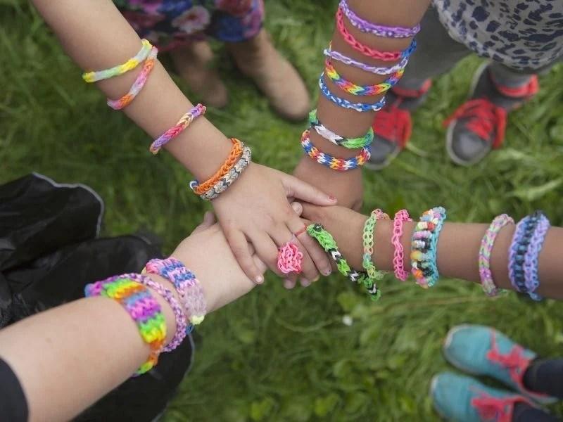 friendship bracelet easy patterns