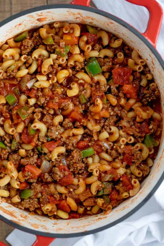 quick recipes for dinner with ground beef