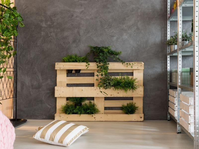 diy plant stand materials