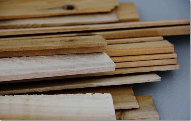 wood shims