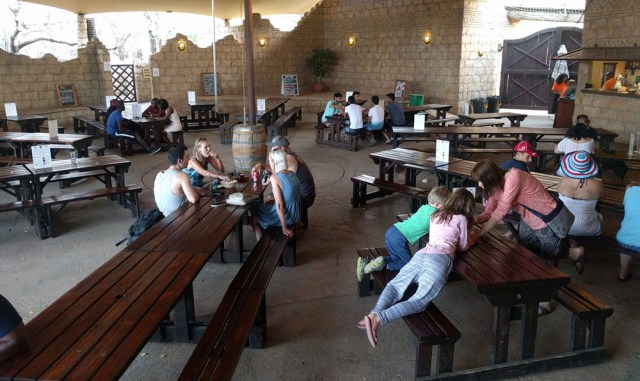 bar at the end of the Maze of the Lost City