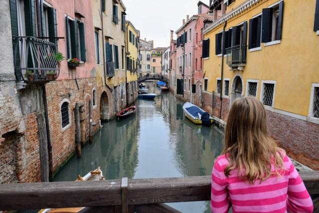 "Quiet Venice ""street"""