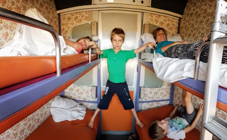 An adventure on the overnight train to Marrakech