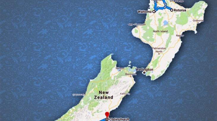 2 weeks in New Zealand