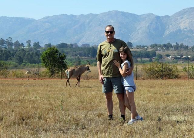 Mlilwane Wildlife Sanctuary Deer