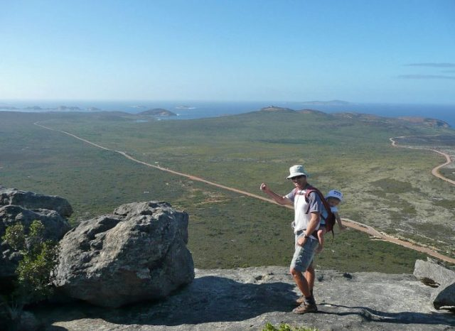 Frenchman's Peak at Cape Le Grand National Park