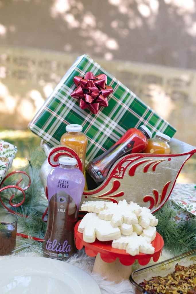 Sleigh Ride Brunch and Blackberry Rosemary Mocktail   holiday brunch ideas   hosting a holiday brunch   holiday party ideas    This Vivacious Life #holidaybrunch #holidayparty #brunchideas