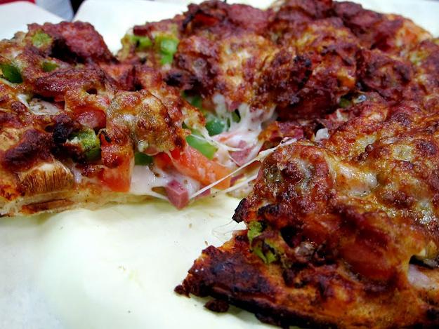 Iran: Persian Pizza
