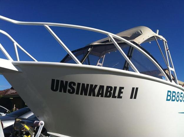 Unsinkable II