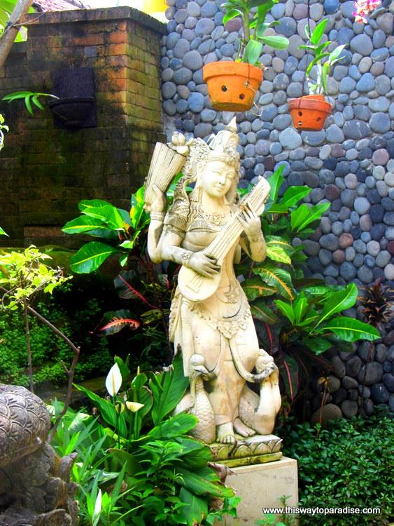 Statue in Kuta Bali