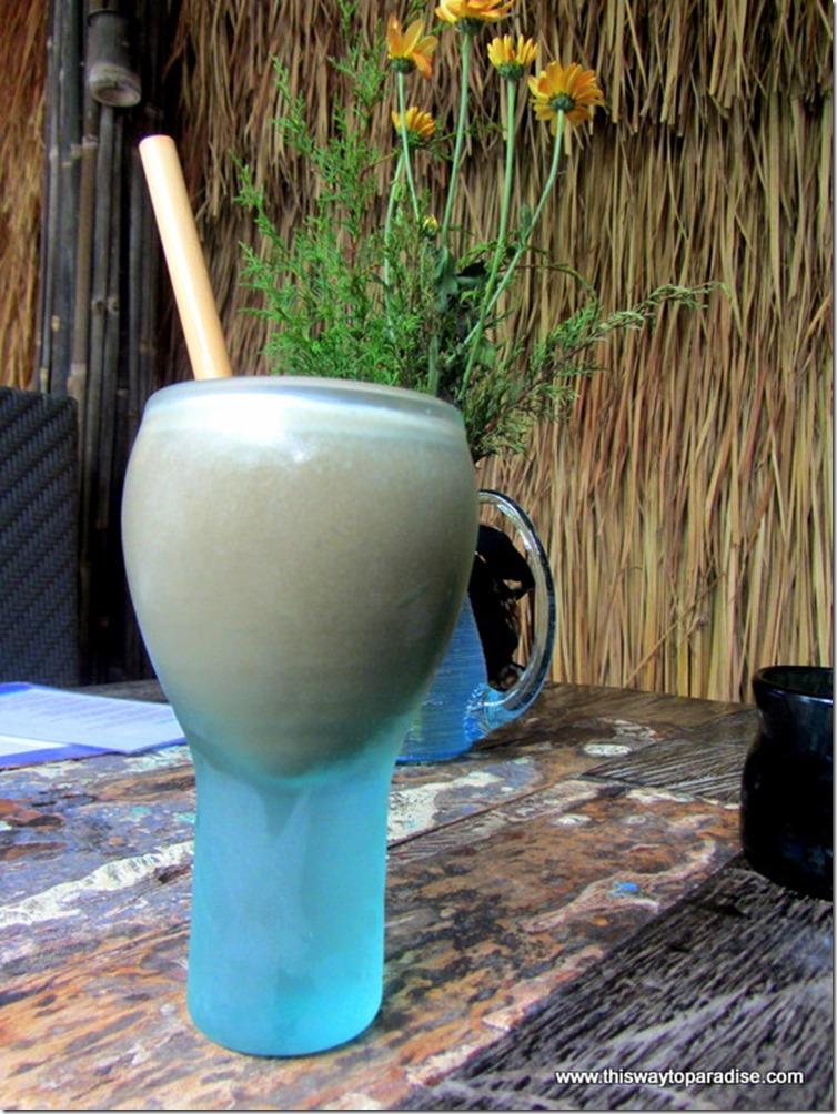 Clear Cafe Ubud juice smoothie