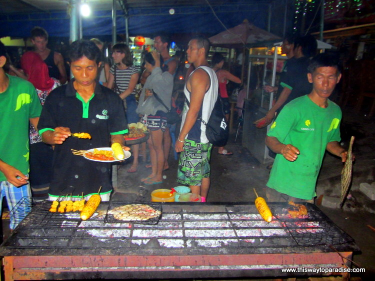 Night Market on Gili Trawangan