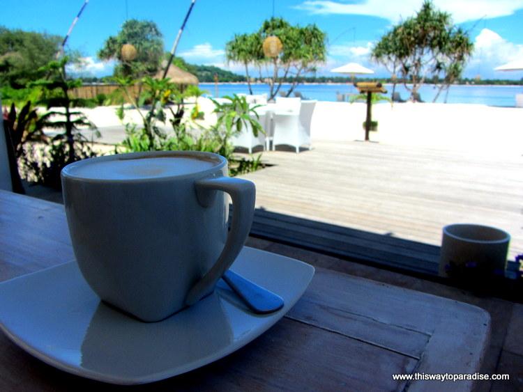 Coffee on Gili Meno, Gili Islands