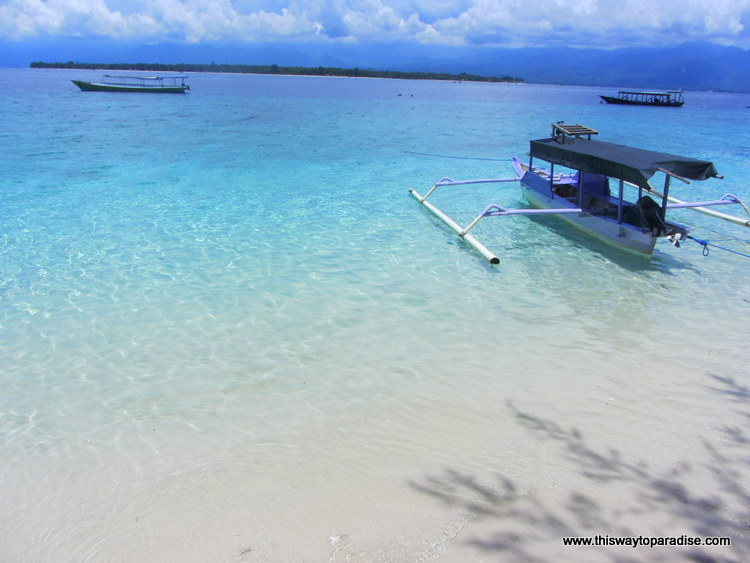 Gili Meno Ocean View, Gili Islands