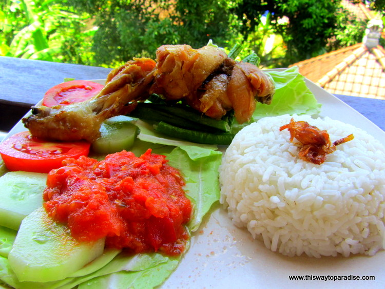 Ayam, Bali