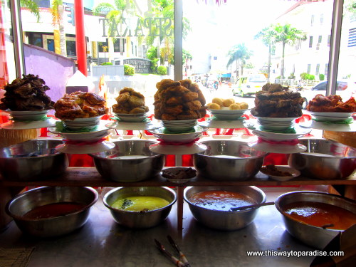 Warung in Bali
