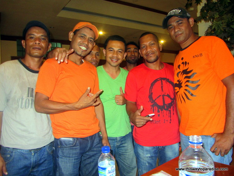 My Fan Club, Ambon Maluku