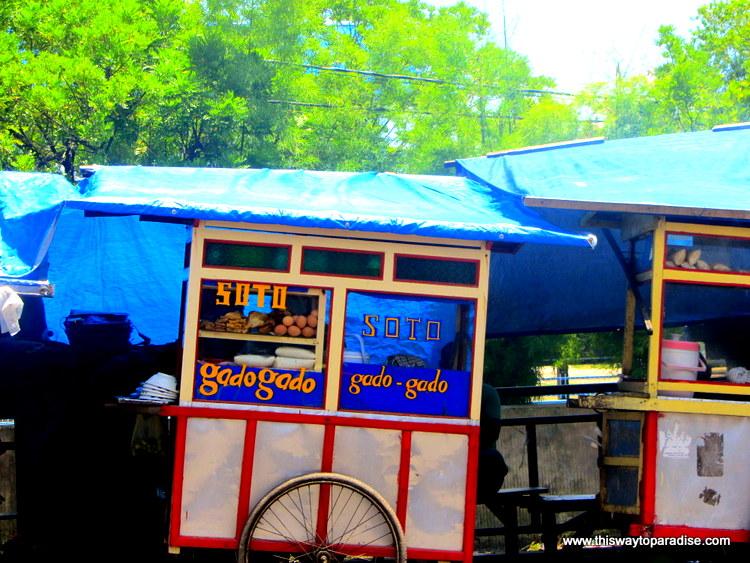 Ambon Food Stall