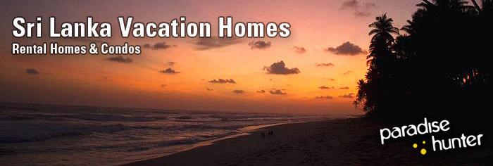 Sri Lanka Vacation Homes