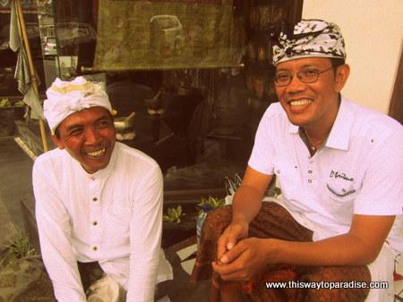 Ubud, Bali Taxi Drivers www.thiswaytoparadise.com