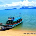 The Sanctuary Resort at Koh Pha Ngan, Thailand
