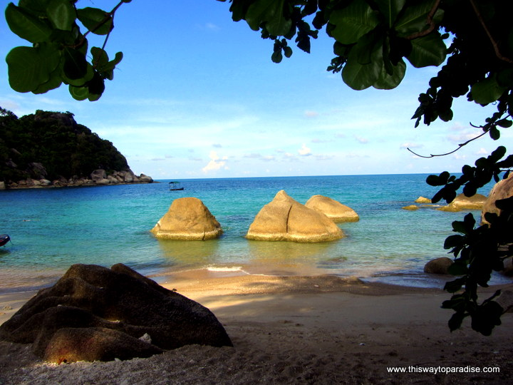 Haad Tien Beach, Thailand beaches, www.thiswaytoparadise.com the best places to travel alone