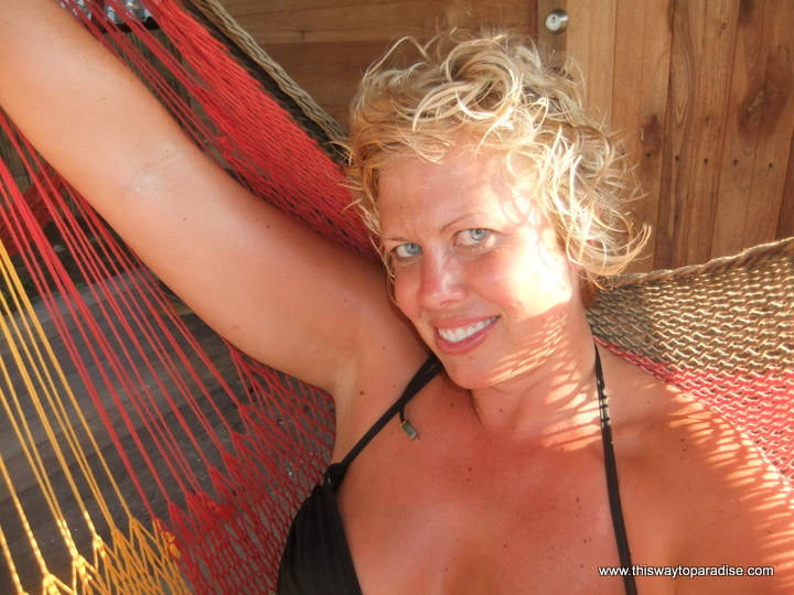 Val Dawson at the Castaway Resort, Koh Lipe www.thiswaytoparadise.com